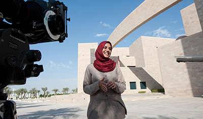 Arabic for Media will be offered online via Coursera