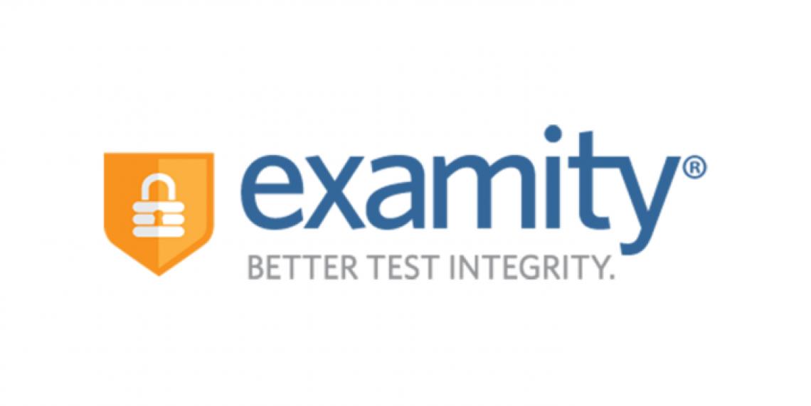 Examity logo