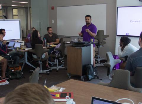 Northwestern's Active Learning Spaces