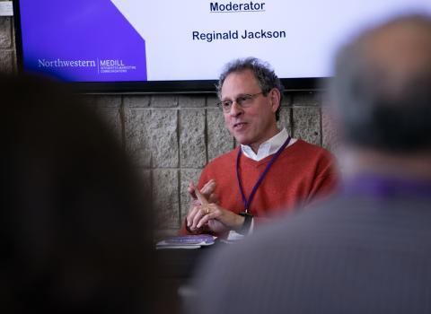 Professor Stephen Hersh