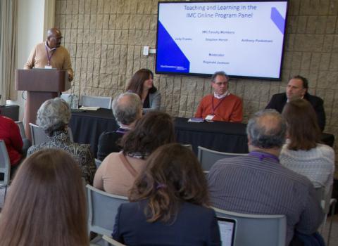 IMC Online Faculty Panel at TEACHx2017