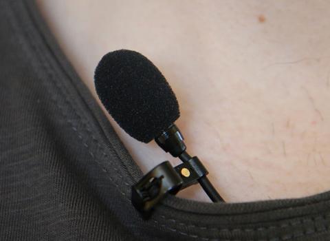 iRig Lavalier Microphone