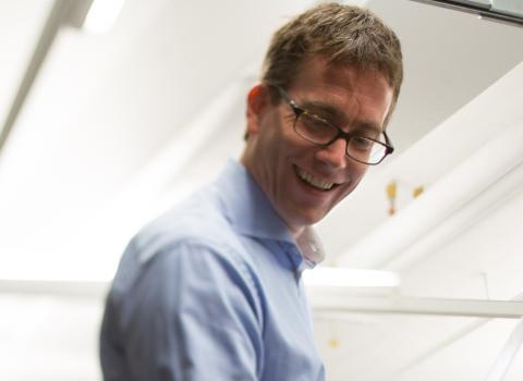 McCormick School of Engineering Associate Professor Todd Murphey