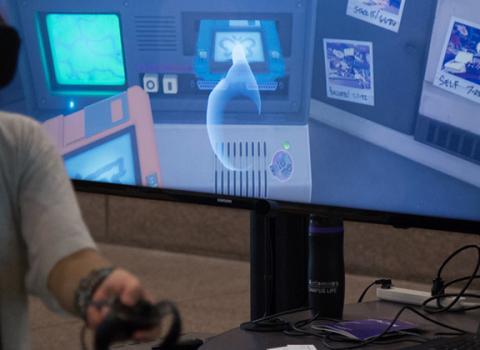 Virtual Reality demo