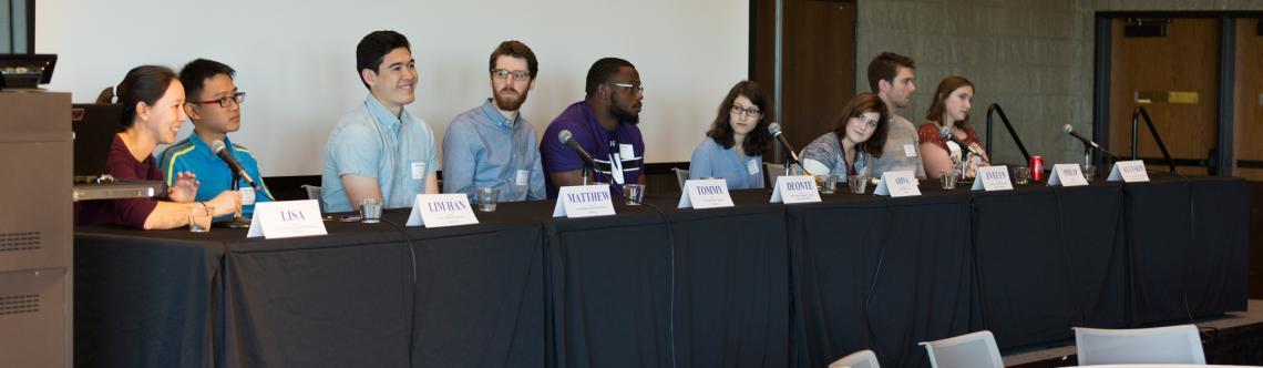 LTAF Student Panel
