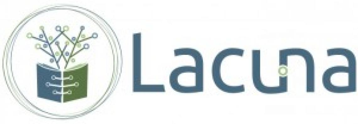 Lacuna Stories logo
