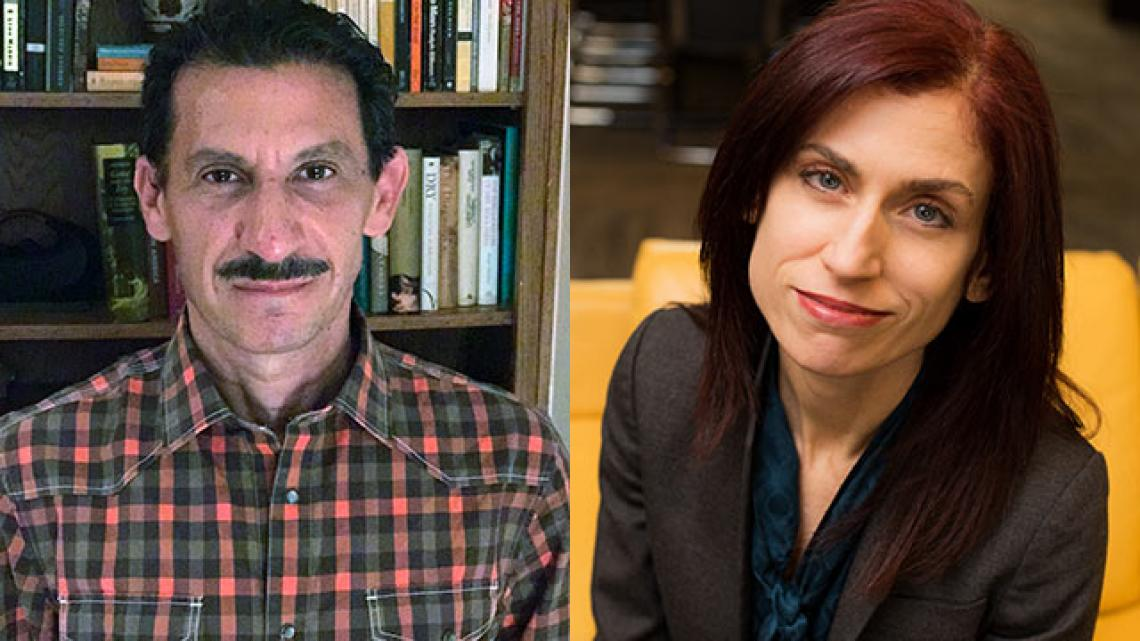 José Medina and Deborah Tuerkheimer are the recipients of the 13th annual Dorothy Ann and Clarence L. Ver Steeg Distinguished Research Fellowship Award.