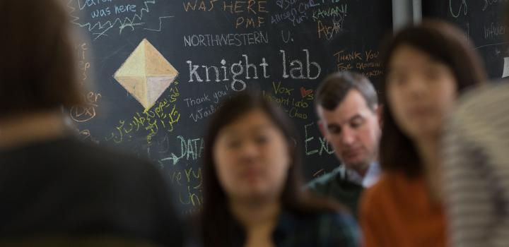 Open Lab at The Knight Lab