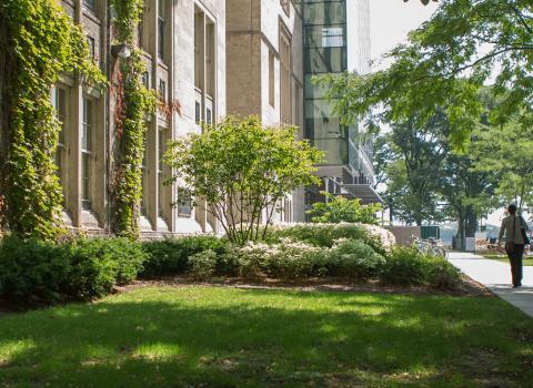 Northwestern's Chicago campus