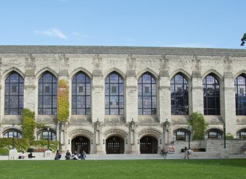 Deering Library