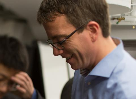 McCormick Associate Professor Todd Murphey