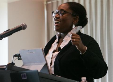 Dr. Marcia Chatelain