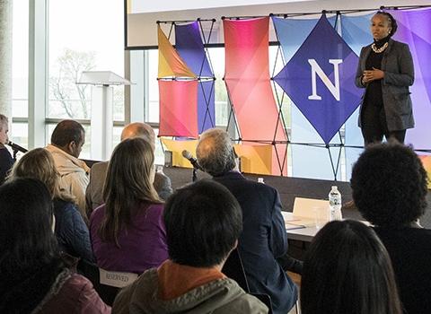 Presentation at the Kellogg Global Hub